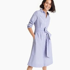 J. CREW shirtdress shirt dress 6